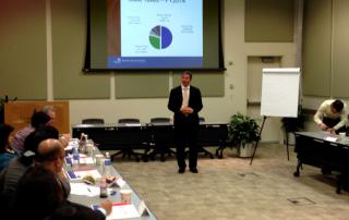 Doug MacGinnitie Speaks at GSU
